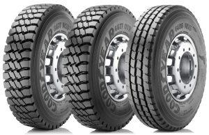 melhores marcas de pneus -goodyear