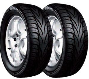 melhores marcas de pneus - tornel