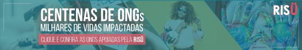 Clique e conheça as ONGs Apoiadas pela RISÜ