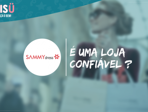 SammyDress é confiável?