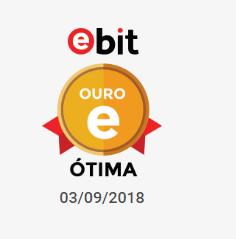 PneuStore é confiável: Reputação no site do Ebit