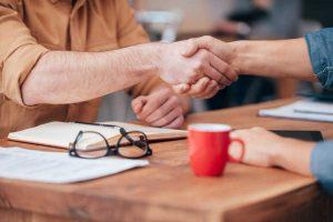 Engajamento com o público: Seja de confiança