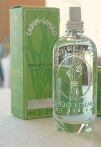 Melhores perfumes do Brasil: Capim Limão