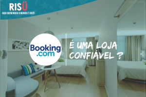 Booking é confiável?