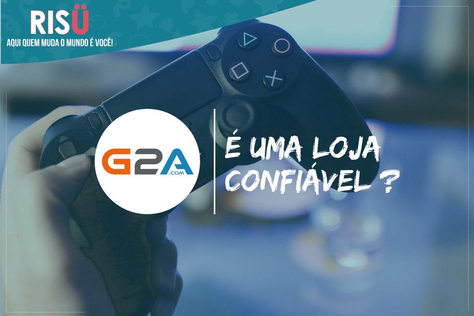 G2A é confiável  Análise completa e definitiva! - Blog Risü 8d9ffb16d4