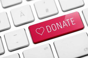 site de doação