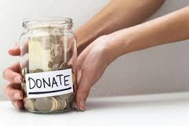 arrecadar doações