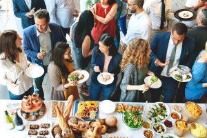 Eventos gastronômicos ONGs