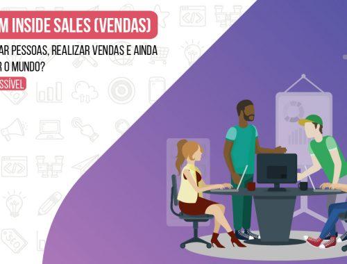 VAGA PARA ESTÁGIO EM INSIDE SALES (VENDAS) - 08/2019