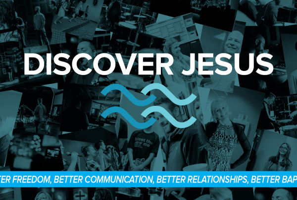 Dicover Jesus Series River of Life Church Elk River church for families