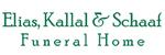Elias, Kallal & Schaaf Funeral Home 1313 Delmar St. 618-466-3573