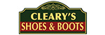 Cleary's Shoes & Boots 48 E. Ferguson Ave. (618) 254-0276
