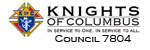 Knights of Columbus Council 7804 1713 Stamper Lane 618-466-9889