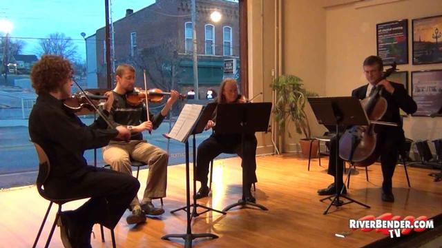 Highlights from the Alton Symphony Orchestra Recital Concert