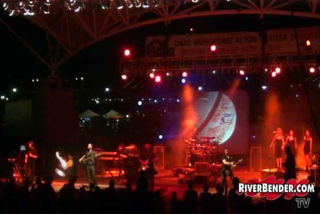Highlights from Think Floyd at the Alton Amphitheater