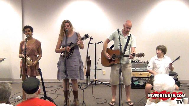 The Music of The Hollands at Hayner Library