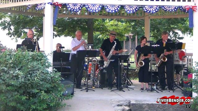 Grafton Music in the Park- Dixie Dudes & Dance Band