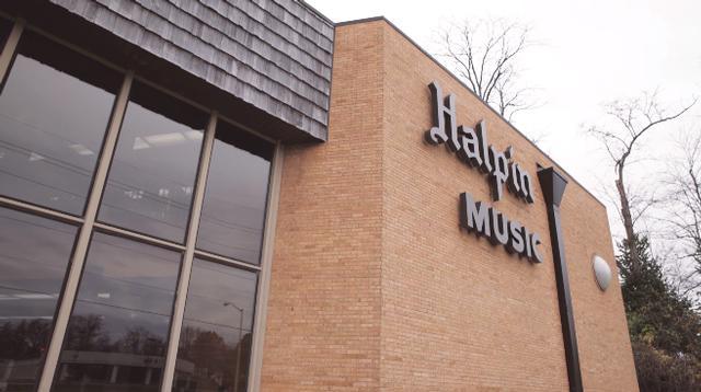 Halpin Music