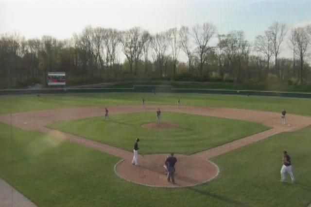 Belleville West at Alton Baseball 4-13-17
