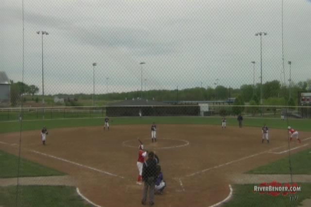 Alton at CM Softball 4-21-17