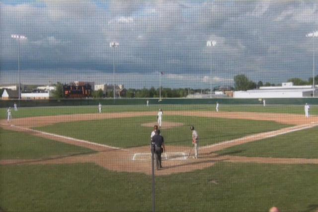 Alton at Edwardsville Regional Baseball 5-24-17