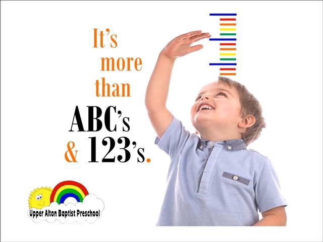 Upper Alton Baptist Preschool Promo