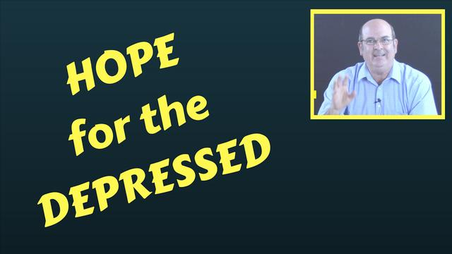 Harmony Baptist Church Vlog - Hope for the Depressed
