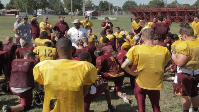 East Alton - Wood River High School Football Preview 2017