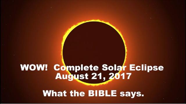 Harmony Baptist Church Vlog - Solar Eclipse