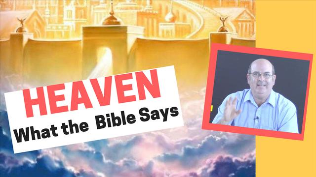 Harmony Baptist Church Vlog - What the Bible Says About Heaven