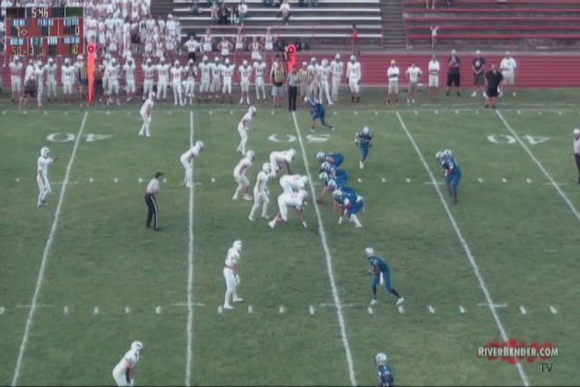 CM at Marquette Catholic High School Football 8-25-17