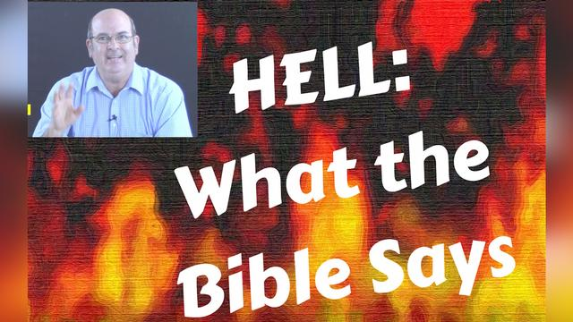 Harmony Baptist Church Vlog - What the Bible Say About Hell