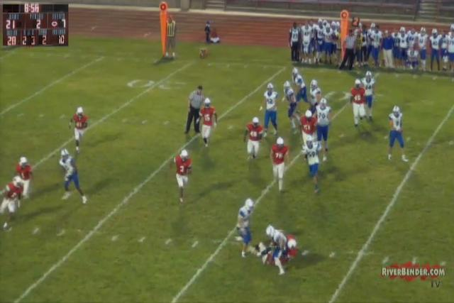 Quincy at Alton Football 9-1-17