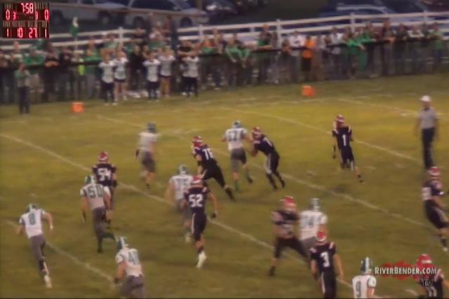 Carrollton at Calhoun Football 9-8-17