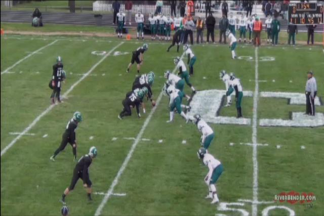 Madison at Carrollton IHSA Playoff Football 10-28-17