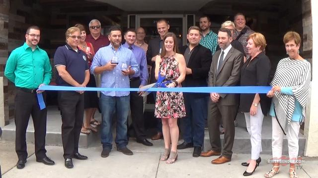 Solera Wines Honored with Growth Association Ribbon Cutting