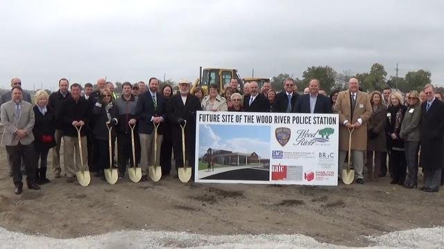Wood River Breaks Ground for New Police Station on Land Donated by BP