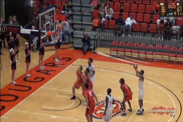 Alton vs. Granite Boys Basketball 12-2-17