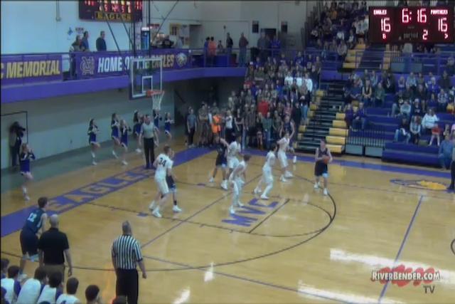 Jerseyville at CM Boys Basketball 12-8-17