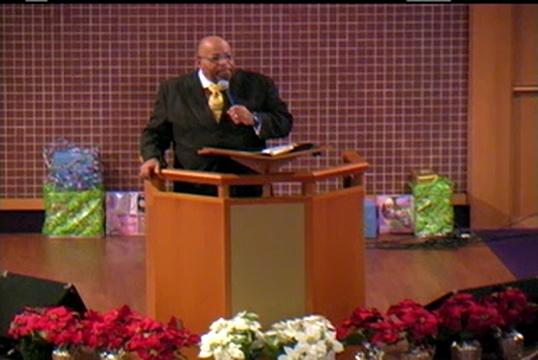 Deliverance Temple Service 12-17-17
