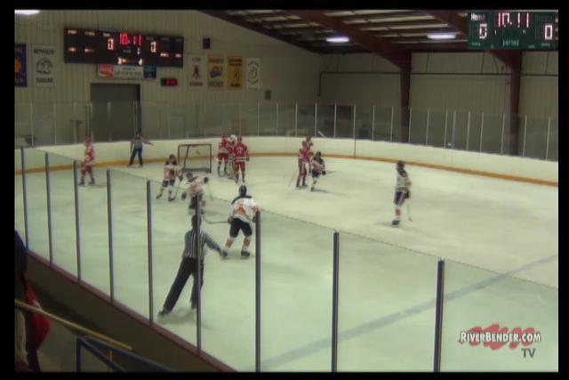 Kirkwood at Edwardsville Hockey 12-21-17