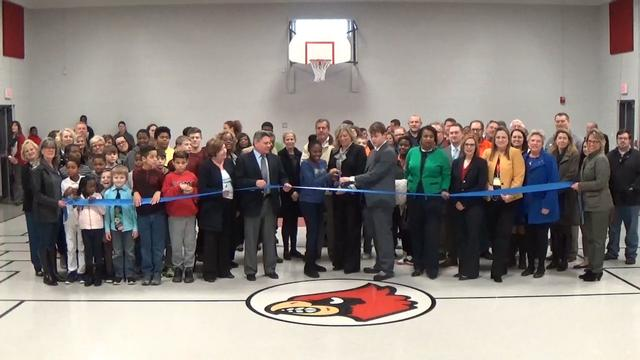 Growth Association Celebrates Reopening of Mark Twain School