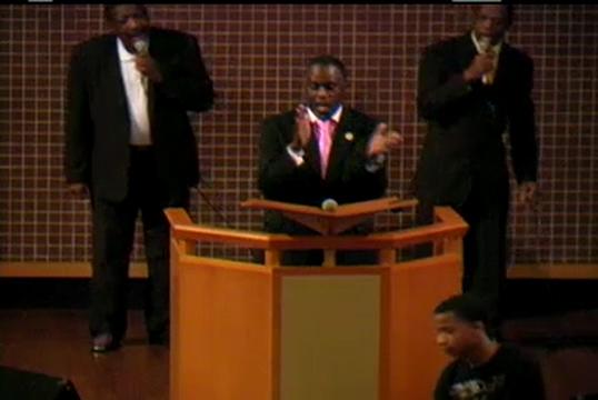 Deliverance Temple Service 1-21-18