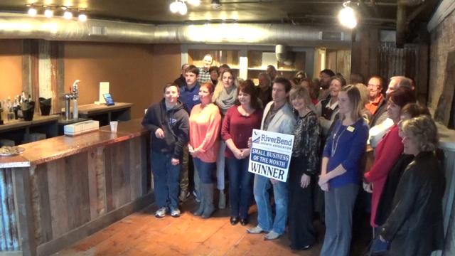 RBGA Awards State Street Market Small Business of the Month