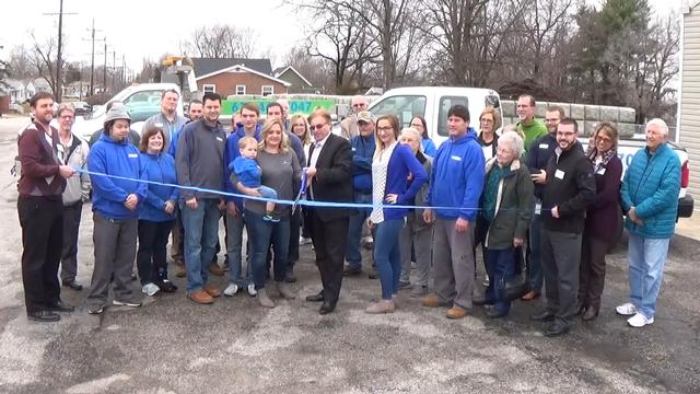 RBGA Cuts Ribbon for Element Turf & Outdoor Solutions
