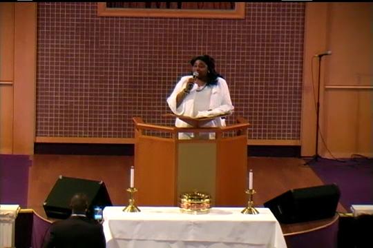 Deliverance Temple Service 3-4-18