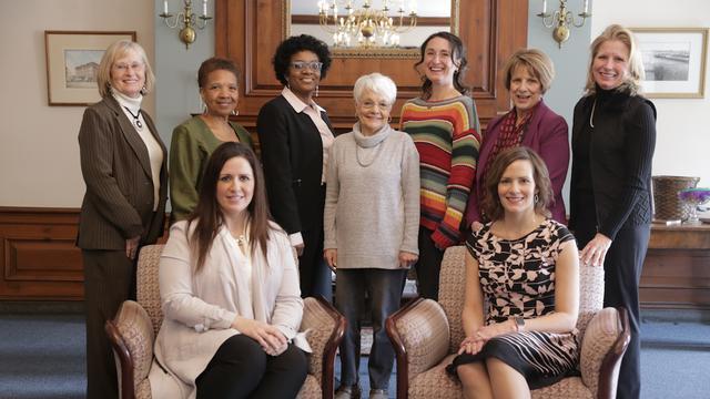 The YWCA's Women of Distinction Media Day 2018