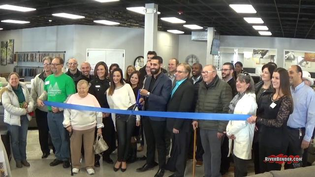 RBGA Celebrates Opening of Home Sweet Home Furniture and Mattress with Ribbon Cutting