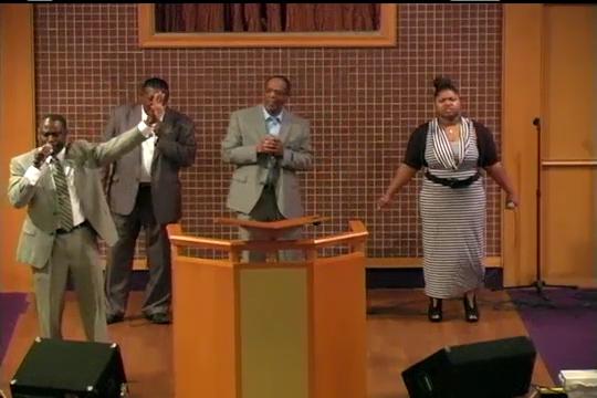Deliverance Temple Service 3-18-18