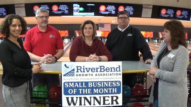 Bowl Haven Lanes Awarded Growth Association's March 2018 Small Business of the Month